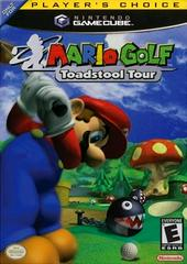 Case - Front (Players Choice) | Mario Golf Toadstool Tour Gamecube