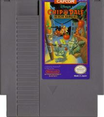 Cartridge | Chip and Dale Rescue Rangers NES