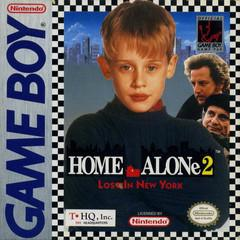 Home Alone 2 Lost In New York GameBoy Prices