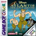 Atlantis The Lost Empire | PAL GameBoy Color