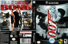 Artwork - Back, Front | 007 Everything or Nothing Gamecube