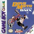 Dave Mirra Freestyle BMX | PAL GameBoy Color