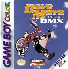 Dave Mirra Freestyle BMX PAL GameBoy Color Prices