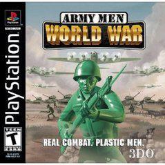 Army Men World War Playstation Prices