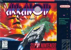 Arkanoid Doh It Again Super Nintendo Prices