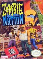 Zombie Nation NES Prices