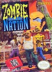Zombie Nation NES Prices