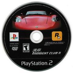 Game Disc | Midnight Club 2 Playstation 2
