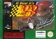 Al Unser Jr.'s Road to the Top PAL Super Nintendo Prices