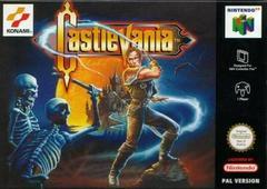 Castlevania PAL Nintendo 64 Prices