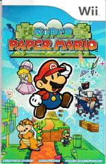 Manual - Front | Super Paper Mario Wii