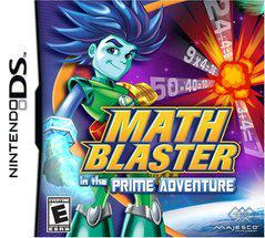 Math Blaster in the Prime Adventure Nintendo DS Prices