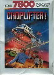 Choplifter - Front | Choplifter Atari 7800