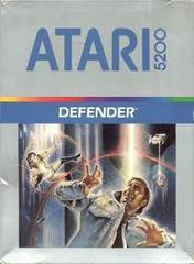 Defender - Front | Defender Atari 5200