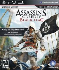 Assassin's Creed IV: Black Flag Playstation 3 Prices