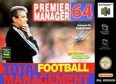Premier Manager 64 PAL Nintendo 64 Prices