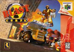 Blast Corps Nintendo 64 Prices
