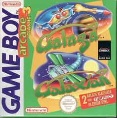 Arcade Classic 3: Galaga and Galaxian PAL GameBoy Prices