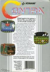 Contra - Back | Contra NES