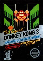 Donkey Kong 3 [5 Screw] NES Prices