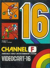 Videocart 16 Fairchild Channel F Prices