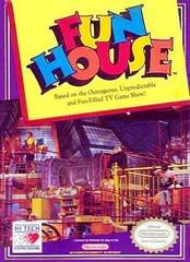 Fun House NES Prices