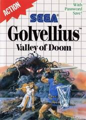 Golvellius Valley of Doom Sega Master System Prices