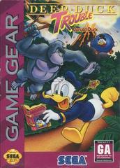 Deep Duck Trouble Sega Game Gear Prices
