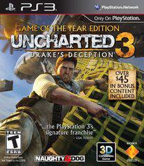 Uncharted 3 Game of the Year Edition Playstation 3 Prices