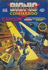 Bionic Commando - Front   Bionic Commando NES