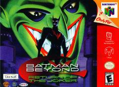 Batman Beyond Nintendo 64 Prices