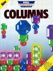 Columns - Front   Columns Sega Master System