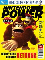 [Volume 261] Donkey Kong Country Returns Nintendo Power Prices