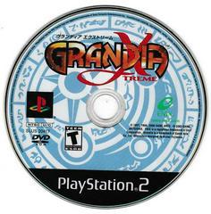 Game Disc | Grandia Xtreme Playstation 2