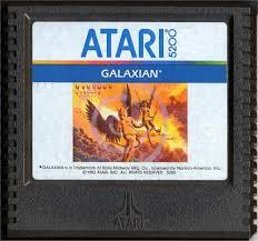 Galaxian - Cartridge | Galaxian Atari 5200