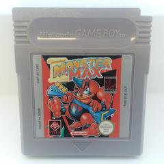 Cartridge   Monster Max PAL GameBoy