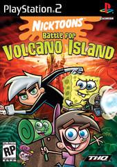 Nicktoons Battle for Volcano Island Playstation 2 Prices