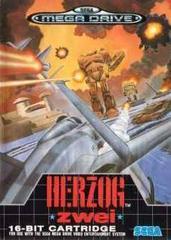 Herzog Zwei PAL Sega Mega Drive Prices