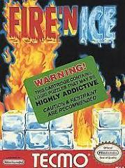 Fire 'N Ice - Front | Fire 'N Ice NES