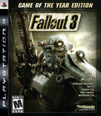 Fallout 3 [Game of the Year] Playstation 3 Prices