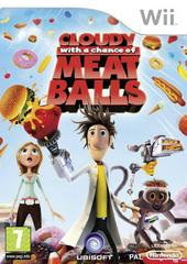 Cloudy with a Chance of Meatballs PAL Wii Prices