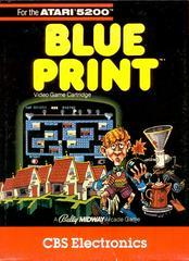 Blueprint - Front | Blueprint Atari 5200