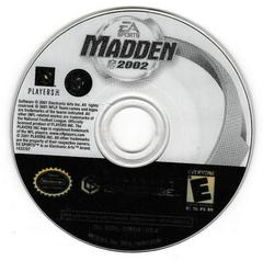 Game Disc | Madden 2002 Gamecube