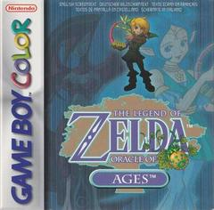 Zelda Oracle of Ages PAL GameBoy Color Prices