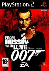 007 From Russia With Love PAL Playstation 2 Prices