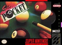 Side Pocket Super Nintendo Prices