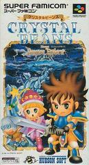 Crystal Beans From Dungeon Explorer Super Famicom Prices