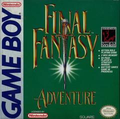 Final Fantasy Adventure GameBoy Prices