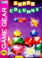 Super Columns Sega Game Gear Prices