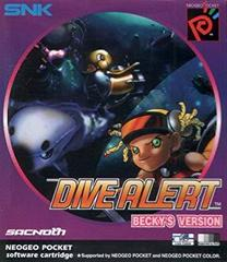 Box Cover | Dive Alert, Becky's Version Neo Geo Pocket Color